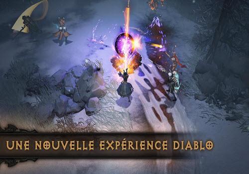 Capture d'écran Diablo Immortal Android