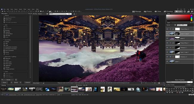 Capture d'écran ACDSee Ultimate 10