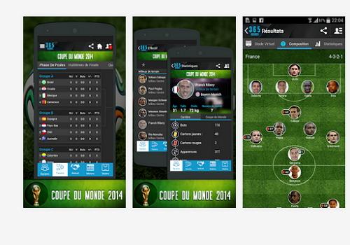 Capture d'écran 365Scores : Résultats en direct Android