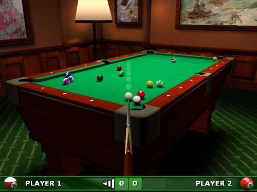 Capture d'écran DDD Pool
