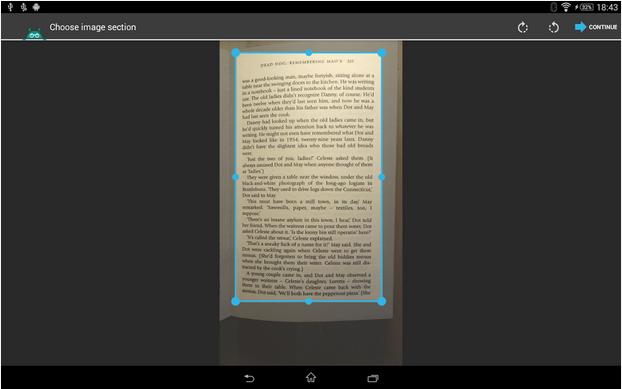 Capture d'écran Text Fairy android