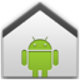 Logo Stock Launcher – Android 4.1