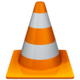 Logo VLC media player portable