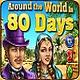 Logo Around The World In 80 Days