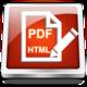 Logo 4Videosoft Convertisseur PDF en HTML pour Mac