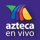 Logo Azteca en Vivo