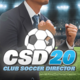 Logo Club Soccer Director 2020 iOS