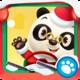 Logo Le Bus de Dr. Panda : Noël