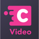 Logo Cstream Video Android