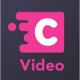 Logo Cstream Video Android