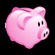 Logo Piggy : faites les comptes !