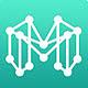 Logo Mindly (mind mapping) iOS