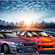 Logo Drift Driver: car drifting games in the city