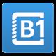 Logo B1 Archiver zip rar unzip