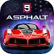 Logo Asphalt 9 Android