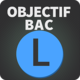 Logo Objectif BAC L 2016 Android