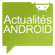 Logo Actualités Android