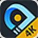 Logo Aiseesoft Convertisseur 4K