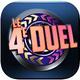 Logo Le 4ème Duel iOS