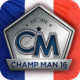Logo Champ Man 16 iOS