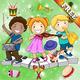 Logo Jeux de musique pour enfants