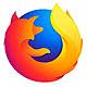 Logo Mozilla Firefox Linux