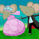 Logo Le mariage de la Souris