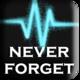 Logo Never Forget