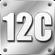 Logo HD 12C Platinum