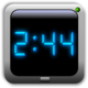 Logo AdyClock – heures de nuit,