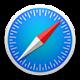 Logo Safari Mac