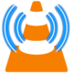 Logo VLC Shake Remote