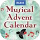 Logo Musical Advent Calendar iOS
