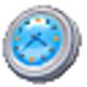 Logo Free Desktop Clock