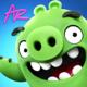 Logo Angry Birds AR : Isle of Pigs iOS
