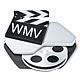 Logo Aiseesoft WMV Convertisseur pour Mac