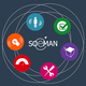 Logo SOeMAN