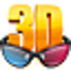 Logo Movavi Video Converter 3D