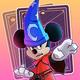 Logo Disney Sorcerer's Arena iOS