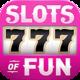 Logo Slots of Fun Free Casino Game