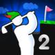 Logo Super Stickman Golf 2