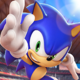 Logo Sonic at the Olympic Games Android