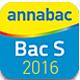 Logo Annabac 2016 Bac S iOS