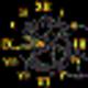 Logo Clock Mechanism Screensaver