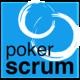 Logo Multiplayer Scrum Poker, Agile