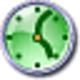 Logo 3D Christmas Clock Screensaver