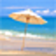 Logo Free South Beach Screensaver