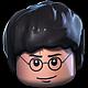 Logo LEGO Harry Potter Years 1-4 – Mac