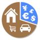 Logo Simule mon Prêt : Calculette de crédit immobilier