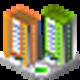 Logo Desktop Building Icons